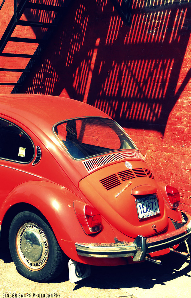 Always wanted a VW bug.