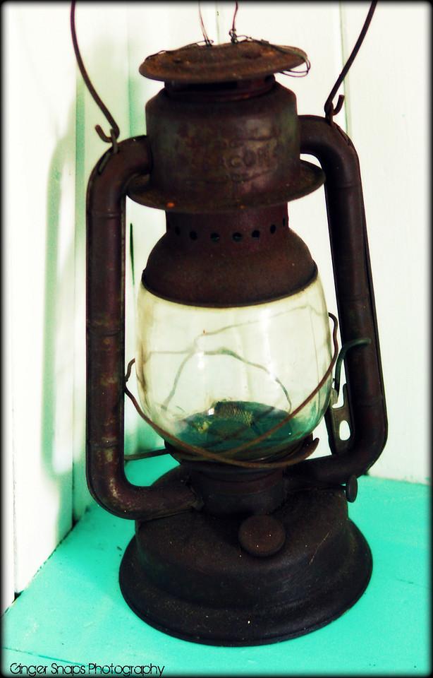 The Lamp at Noon