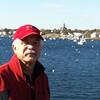 John at Marblehead harbor Oct 2013