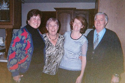 MP and Nora and Margaret and John