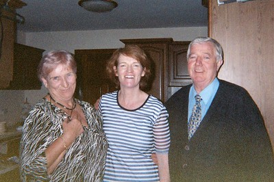 Nora and Margaret and John