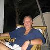 Bill enjoys the Villa