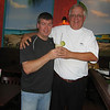 Tom and Bob enjoying their first Margarita