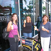 The ladies enjoy a Margarita too