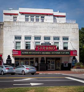 The Strand Theater - circa 1935