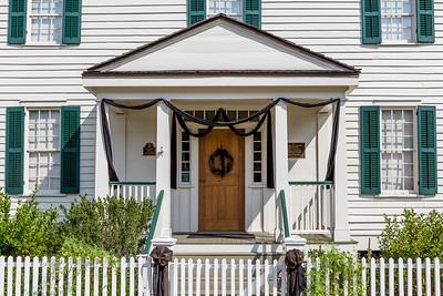 William Root House - circa 1845