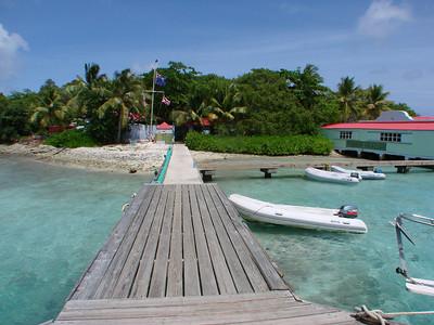 Marina Cay, Tortola 2010 May 14