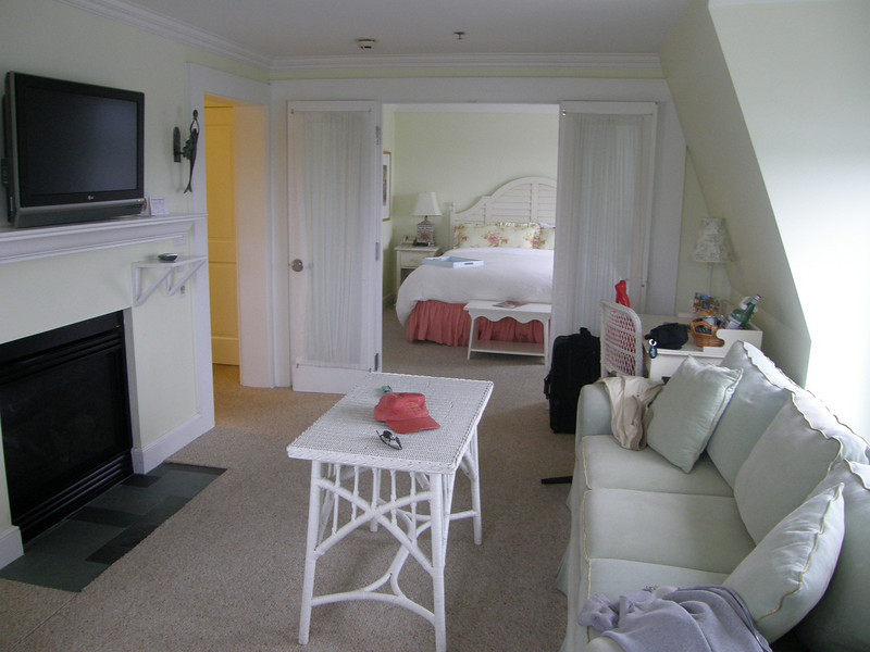 Masion House room.