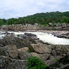The Great Falls in Maryland.