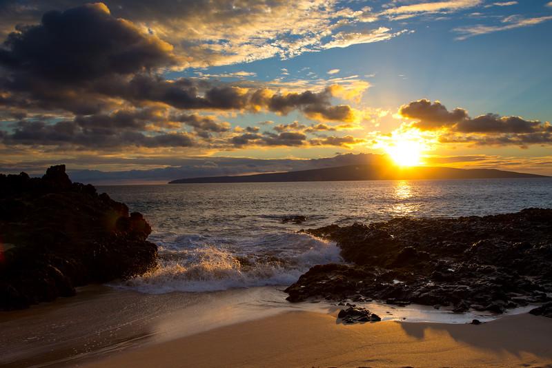 Secret Cove - McKenna, Maui