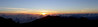 Sunrise on Haleakala.