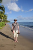 Me on the beach in Lahaina