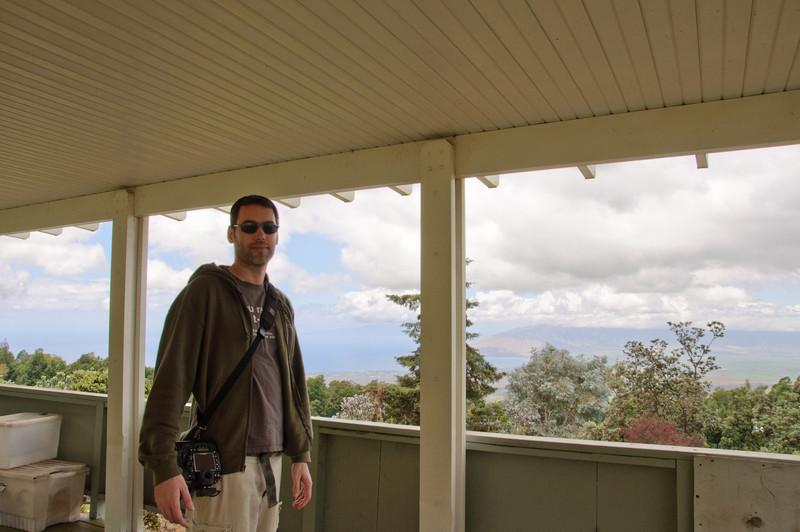 Lavendar Farm on Maui