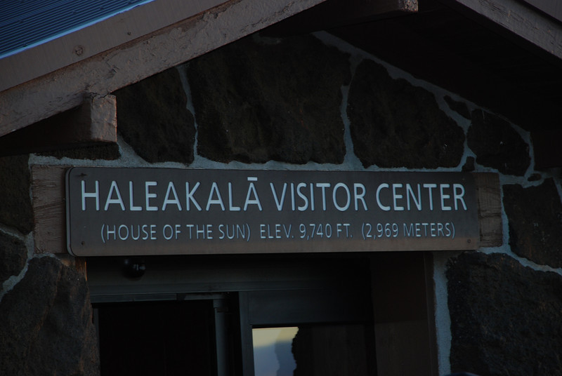 First full day of our vacation started at the crater rim of Haleakala Volcano on a bike excursion. We are here to watch the sunrise and then ride our bikes down the volcano to the seashore 28 miles away.