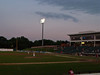 Who doesn't love a ballpark at sunset?
