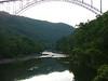 Gov  Mansion, New River Gorge, Scenic Highway 074