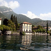 Villas on Lake Como