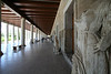 Athens - The Stoa of Attalus II is used as a museum in the Agora