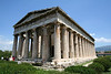 Athens - The Temple of Hephaestus in the Agora