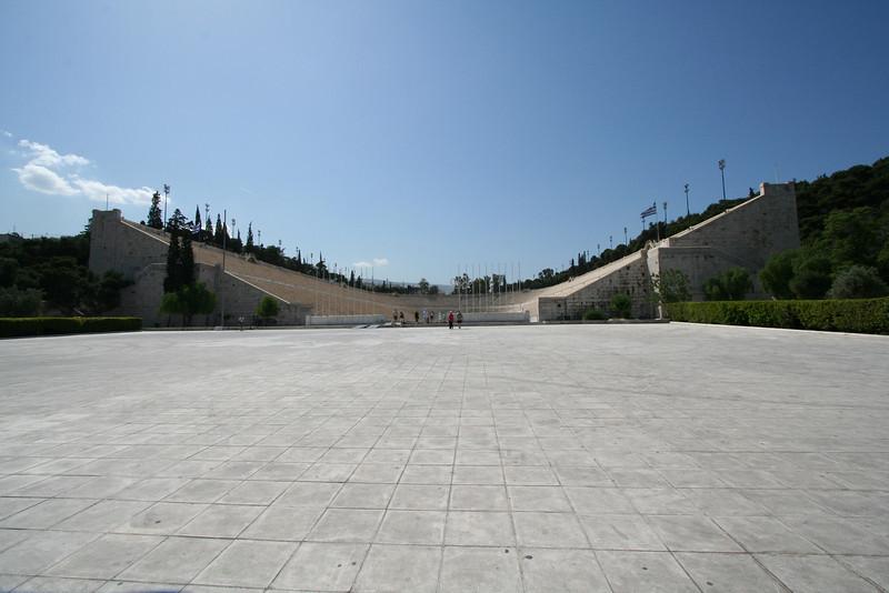 Athens - Kallimarmaro Stadium