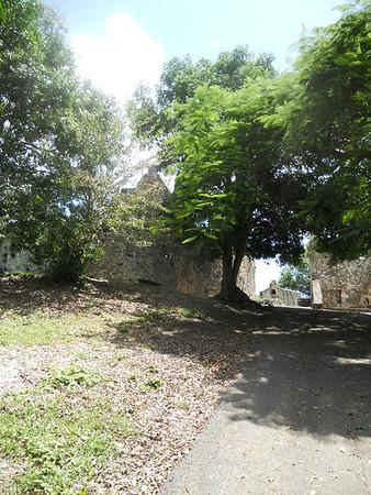 Annaberg Sugar Mill Plantation Ruins...St. John