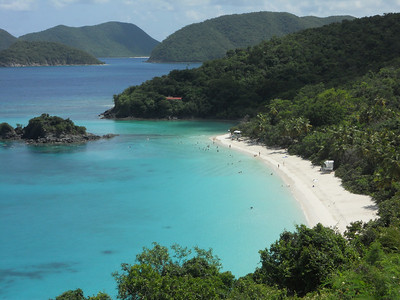 Trunk Bay...St. John