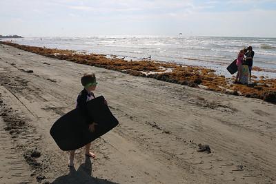 Memorial Day Weekend in Galveston - May 2014