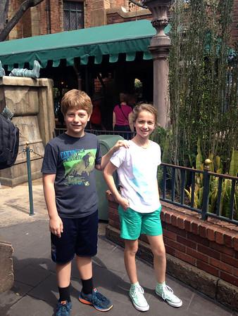 Disney, March 2014.