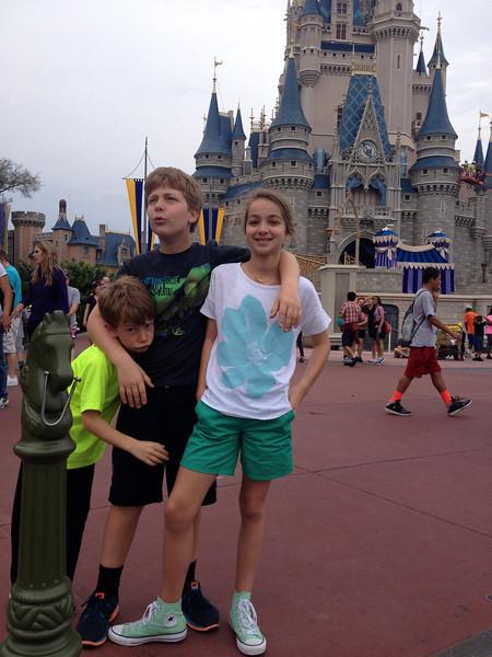 No comment. Disney, March 2014.