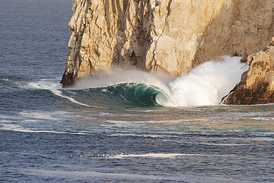Perfect wave...