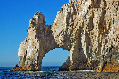 The arch at Cabo San Lucas.
