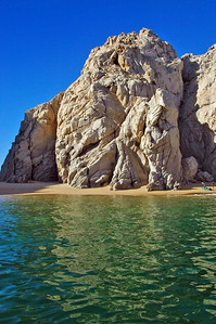 Another shot of Lovers Beach at Cabo San Lucas.