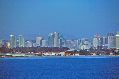 Leaving San Diego on Saturday, Feb 16th.