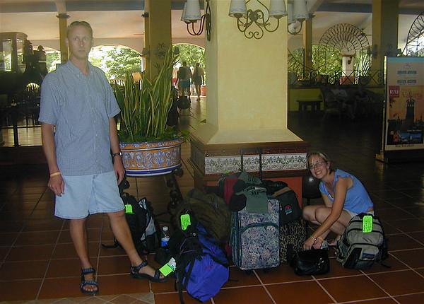 Mexico Vacation 2002