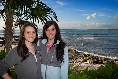 Mexico family vacation 2012