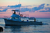 Aqua Diver II, our dive boat