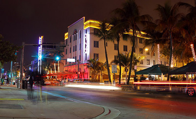 More South Beach action.