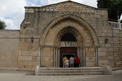 Church of Mary - Mount of Olives