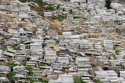Mount of Olives Graveyard