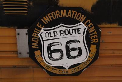 Route 66 Museum - Pontiac , Illinois