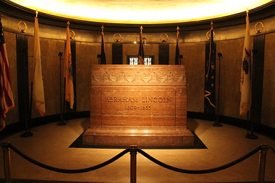 Springfield, IL - Lincoln's tomb, Library & Museum