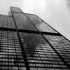 Sears/Willis Tower in BW