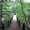 Trail in Copper Falls State Park