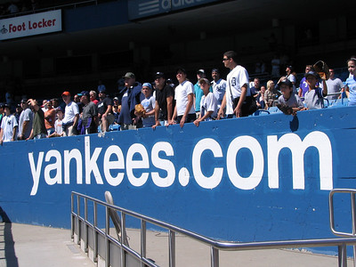 Mike and Jenn's Last Trip To Yankee Stadium