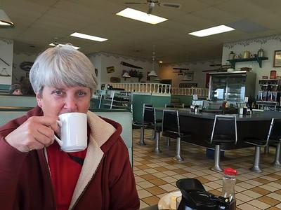 MaryAnne @ Wilbert Cafe in Cotton