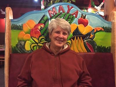 MaryAnne @ Maya Family Mexican Restaurant in Hermantown