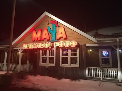 Maya Family Mexican Restaurant in Hermantown