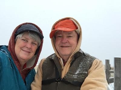MaryAnne and David @ Park Point Beach [Sky Harbor Airport]