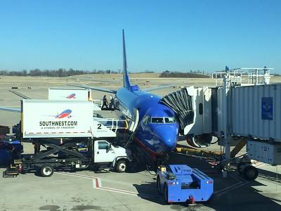 Southwest Airlines @ Saint Louis [Lambert Field]