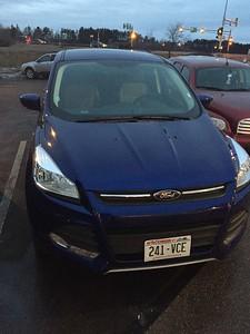 Enterprise Rent-A-Car [2015 Ford Escape] @ Minneapolis/Saint Paul Airport